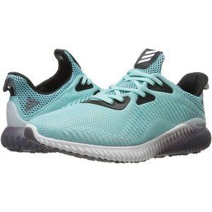 ADIDAS Alphabounce 1 Women Running Shoes Aqua Sz 8